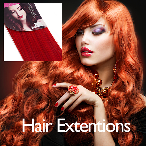 Hair-Extentions